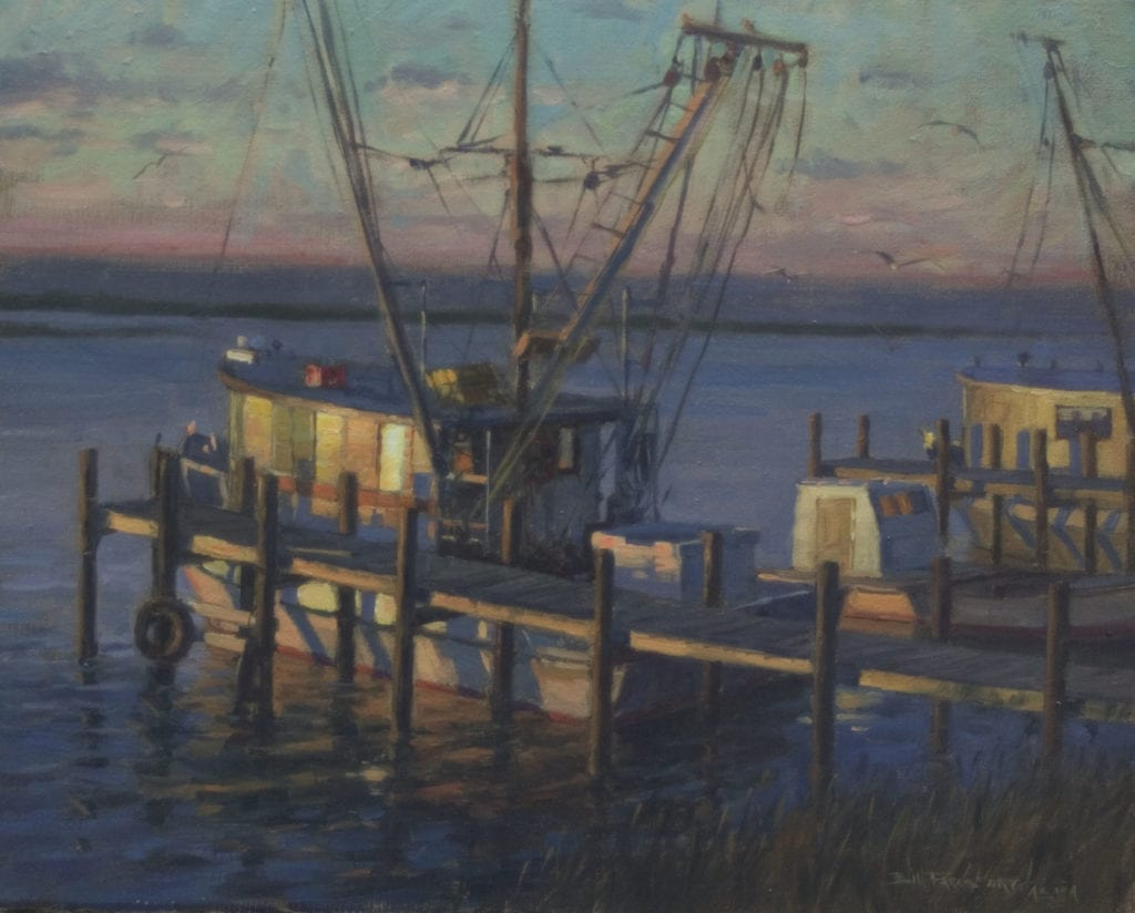 Bill Farnsworth - Dawns Early Light