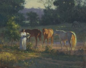 Bill Farnsworth - Sunlight and Oats
