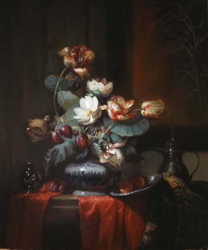 """Cleopatras Garden"" by Margret Short OPA"