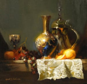 """""""The Golden Age"""" by Margret Short OPA"""