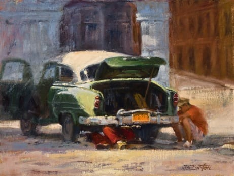 """Pit Stop"" by Jane Barton"