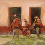 """The Boys from Peru"" by Jane Barton"