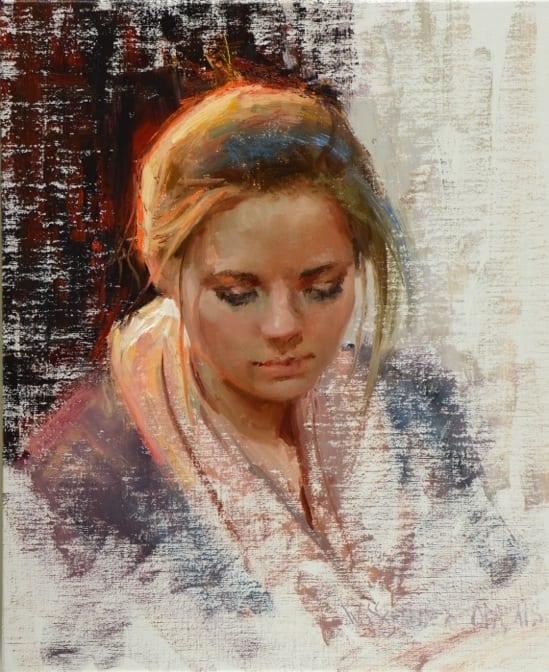 """""""Alone In Warsaw"""" by William Schneider OPA"""