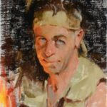 """The Mercenary"" by William Schneider OPA"