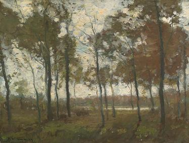 American Tonalism – A Poetic Approach to Painting