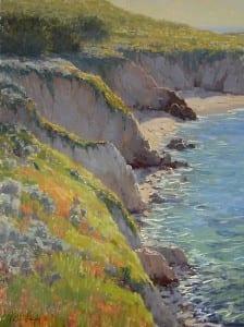 """Garapatta Spring"" by Kathleen Dunphy OPA 24x18"