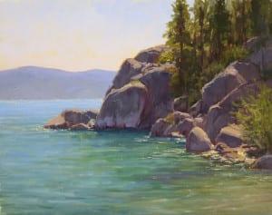 """Tahoe Bliss"" by Kathleen Dunphy OPA"