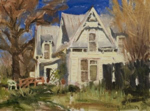"""""""House of the Little Old Lady"""" by Nancy Boren"""