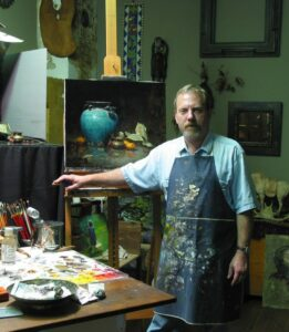 Jeff Legg OPAM - In the studio