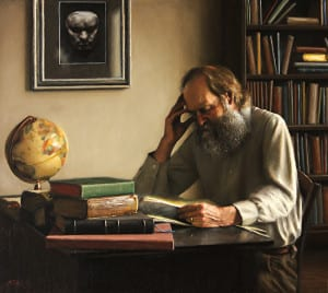 """""""The Burden of Knowledge"""" by Michael DeVore"""