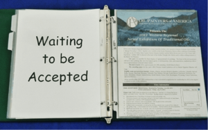 10-To Be Accepted