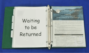 12-To Be Returned