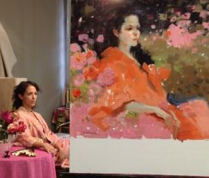 Nancy Boren's Thursday Painting