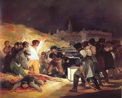 """Third of May"" by Rancisco Goya"
