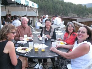 American Art Collector Party - OPA National - Evergreen, CO - 4