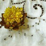 David Hardy – Lotus Mum and Lace – 10″x 15″ – Oil