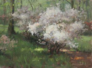 """Dash of Light"" by Bill Farnsworth OPA"