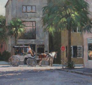 """Charleston Stories"" by Bill Farnsworth OPA"