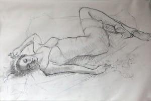 Figure, Sketch