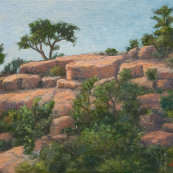Enchanted Rock by Brenda Howell