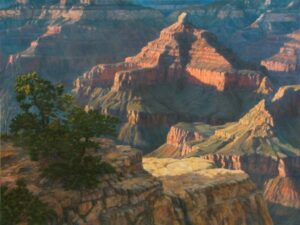 South Rim Majestic by Brenda Howell