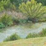 Texas Creek by Brenda Howell