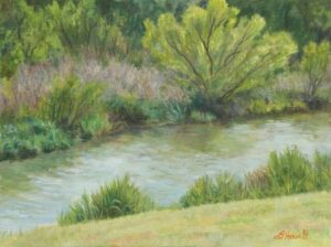 Texas Creek by Brenda Howell