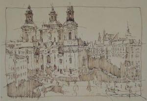 Prague, Church of Saint Nicholas