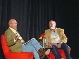 Harley Brown, Allan Duerr Interview 2
