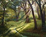 """Morning Meadow"" by John Hulsey"