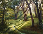 """Morning Meadow"" by John Hulsey"