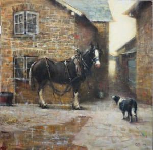 """""""Nine Days of Fog"""" by Elizabeth Pollie OPA"""
