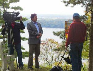 Patrick Murphy Interviews John Hulsey for KETC PBS St. Louis