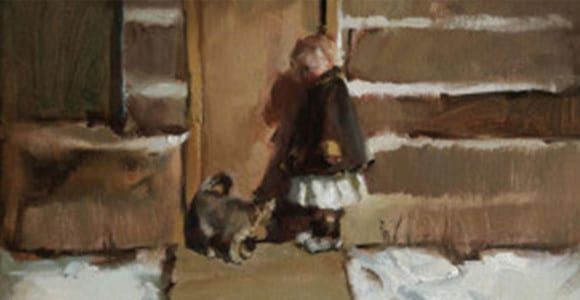 Johanna Harmon Interview