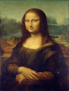 """Mona Lisa, by Leonardo da Vinci, from C2RMF retouched"" by Leonardo da Vinci. Licensed under Public domain via Wikimedia Commons - //commons.wikimedia.org/wiki/File:Mona_Lisa,_by_Leonardo_da_Vinci,_from_C2RMF_retouched.jpg#mediaviewer/File:Mona_Lisa,_by_Leonardo_da_Vinci,_from_C2RMF_retouched.jpg"