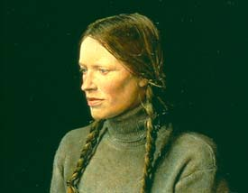 """""""Braids"""" by Andrew Wyeth"""