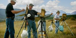 Plein Air Safely