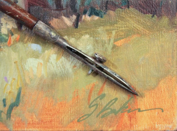 Artist Suzie Baker