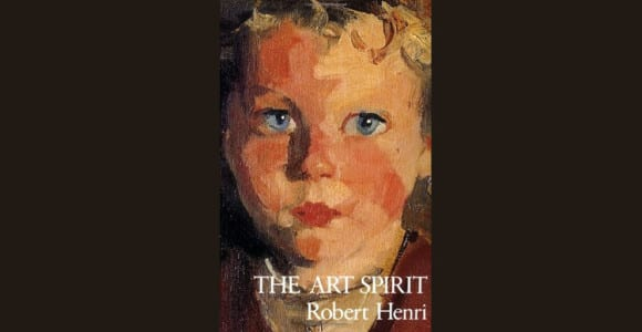 """The Art Spirit"" Book"