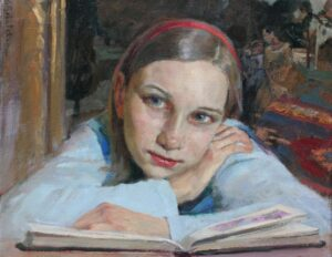 """Fairy-Tale"" by Vladimir Ribatchok OPA"
