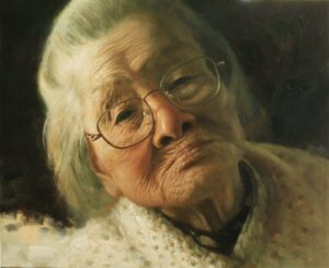 """Grandma"" by Zimou Tan"