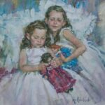 """Sisters"" by John Michael Carter OPAM"