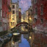 """Venice Nights"" by Xiao Jiang OPAM"