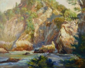 """Seaside Canyon"" 16"