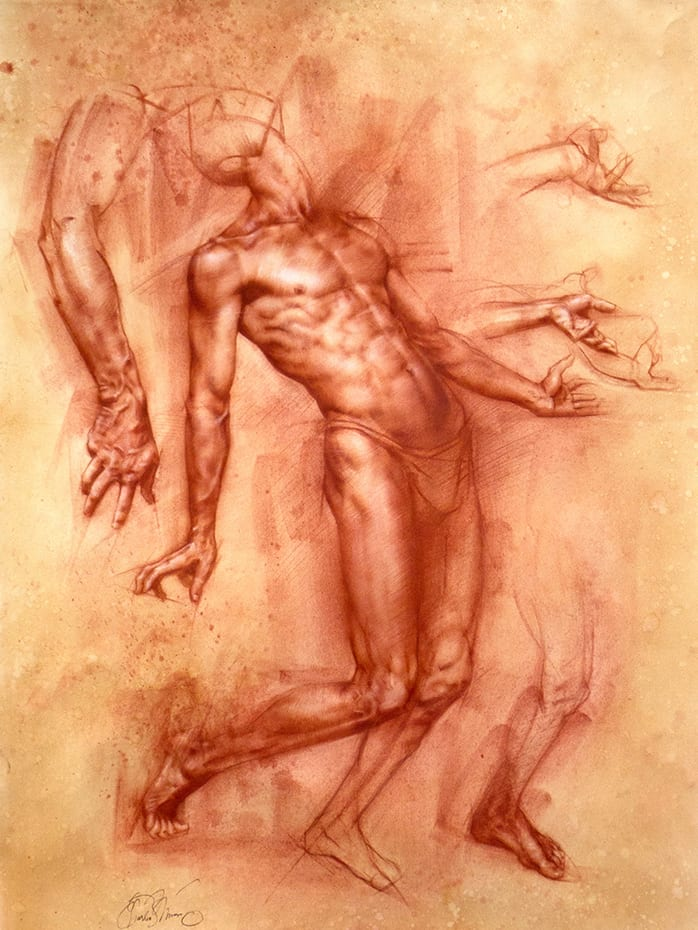 Drawing Anatomy In The Old Master Tradition Oil Painters Of