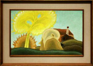 """""""Haystack"""", Arthur Dove, 1931"""