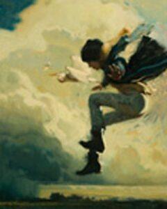 """Thunder on the Brazos"" by Nancy Boren"