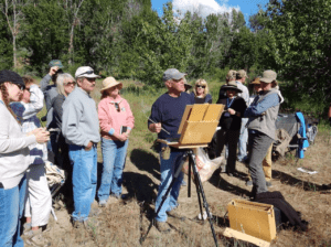 Michael J. Lynch Workshop, June 2016 - Sun Valley, Idaho