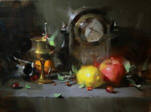 Life and Time by Qiang Huang