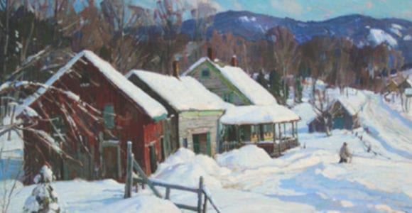 Painting Vermont